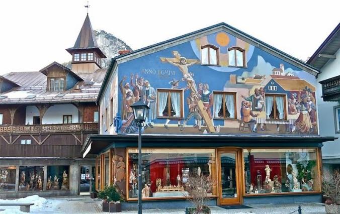 Oberammergau-Fresco-Painting-001