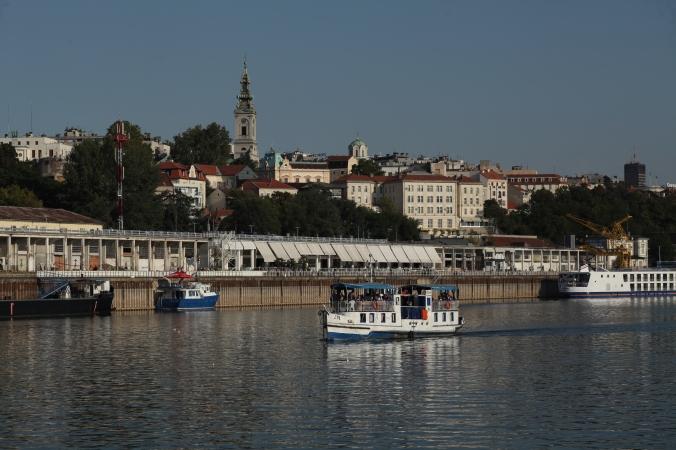 Branko Jovanovic reka Sava